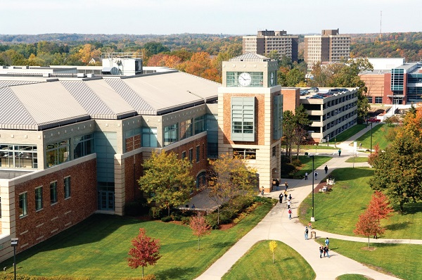 Eastern Michigan University campus
