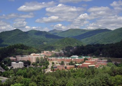 Western Carolina University, Intensive English Program