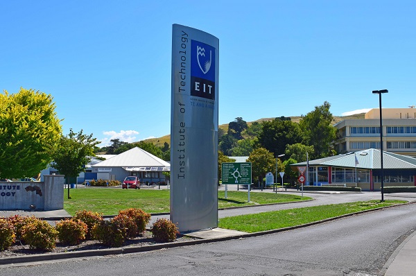 Eastern Institute of Technology entrance