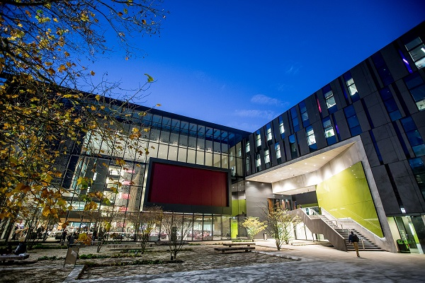 Oxford Brookes Building