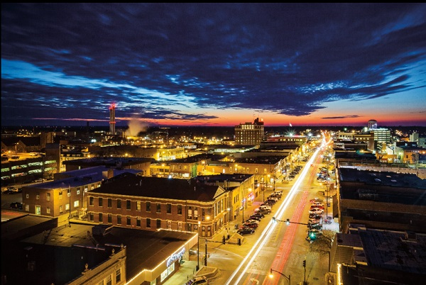 Columbia, Missouri