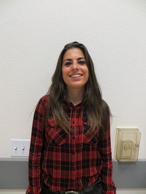 San Francisco State University ALI student from Spain