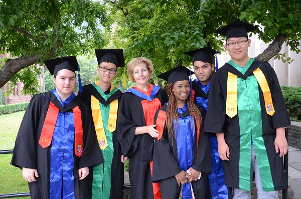 Toronto International College graduation