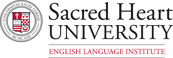 Sacred Heart University English Language Institute logo