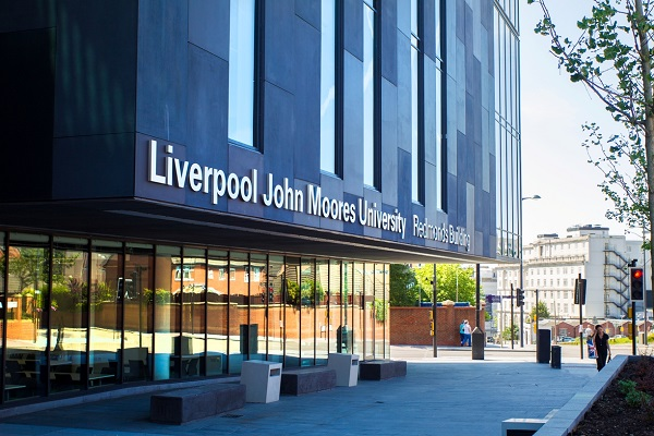 Liverpool John Moores University Redmonds Building