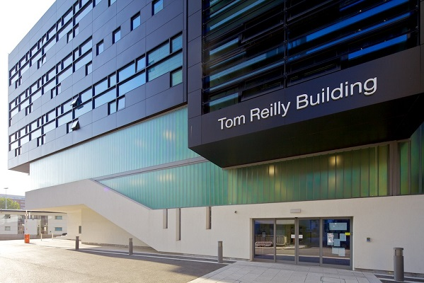 Tom Riley Building Liverpool John Moores University