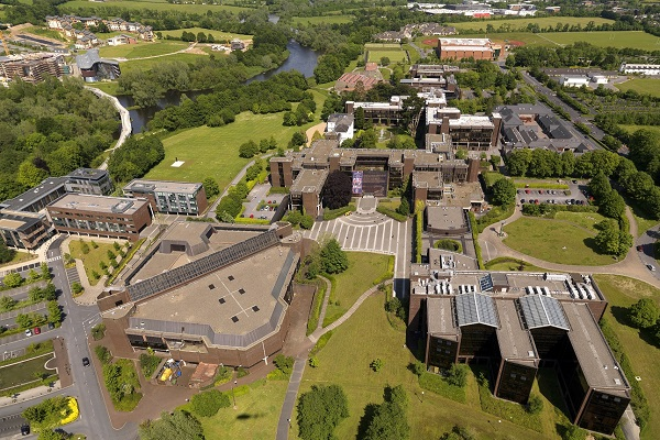 University Limerick Aerial View