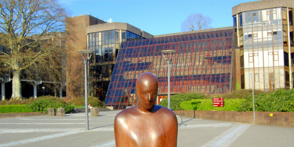 University of Limerick statue