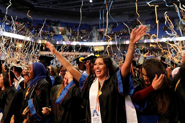 University of Texas at Arlington graduation