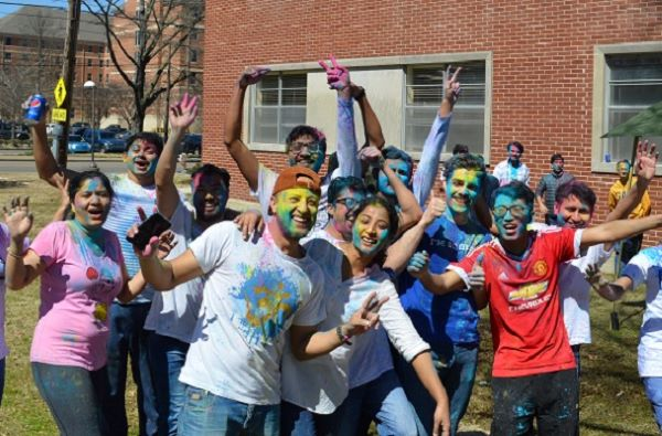 memphis university paint festival